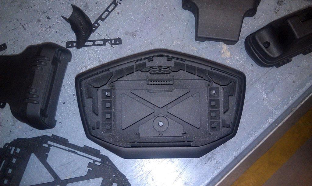 3D друк мотоцилку (2)