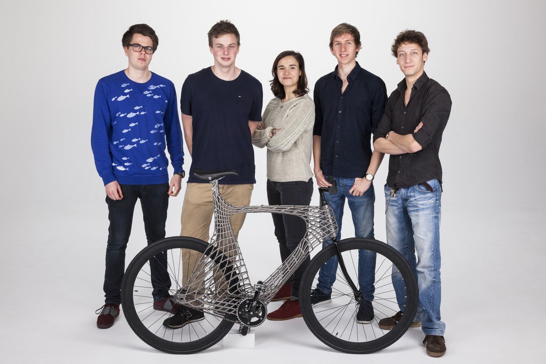 3d Друк велосипеда металом (1)