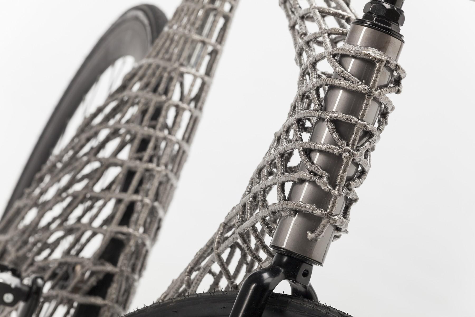 3d Друк велосипеда металом (2)