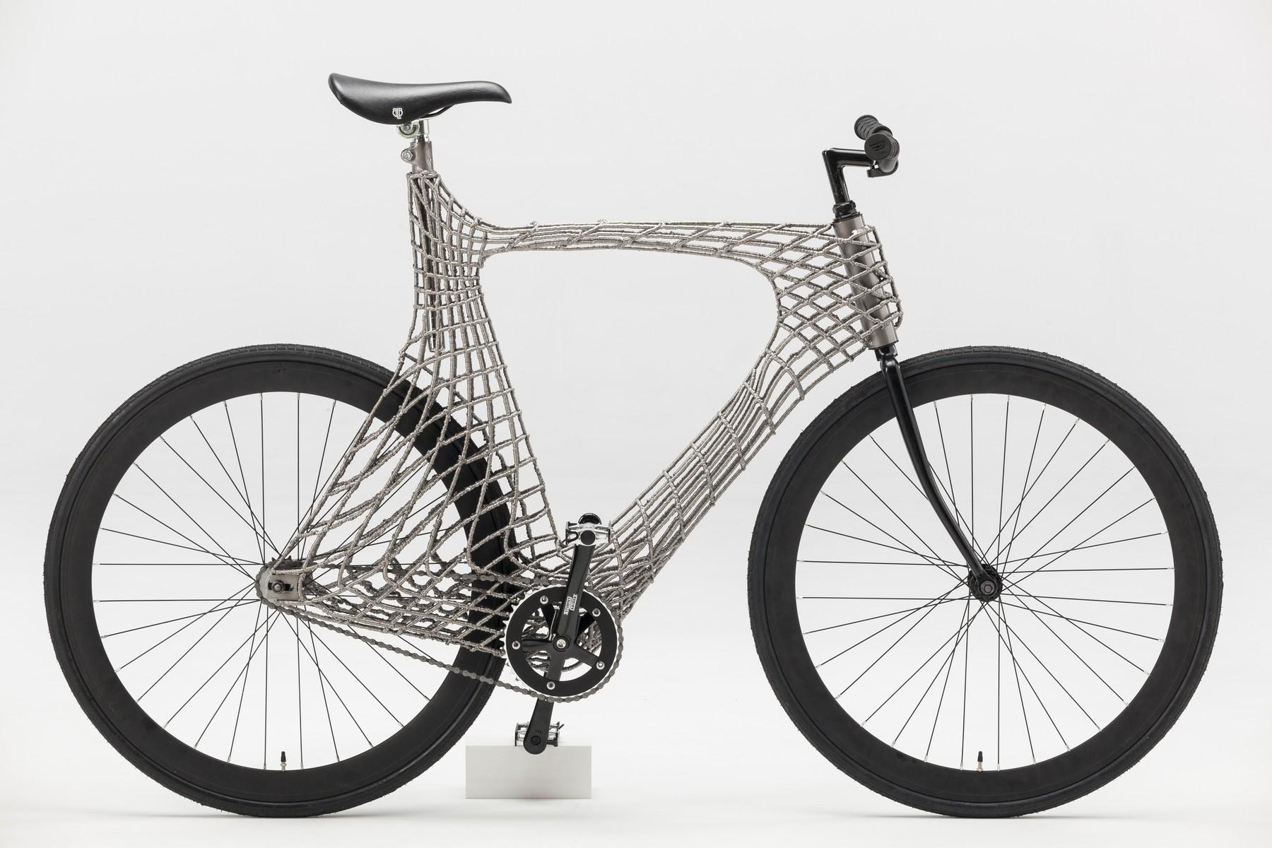 3d Друк велосипеда металом (3)