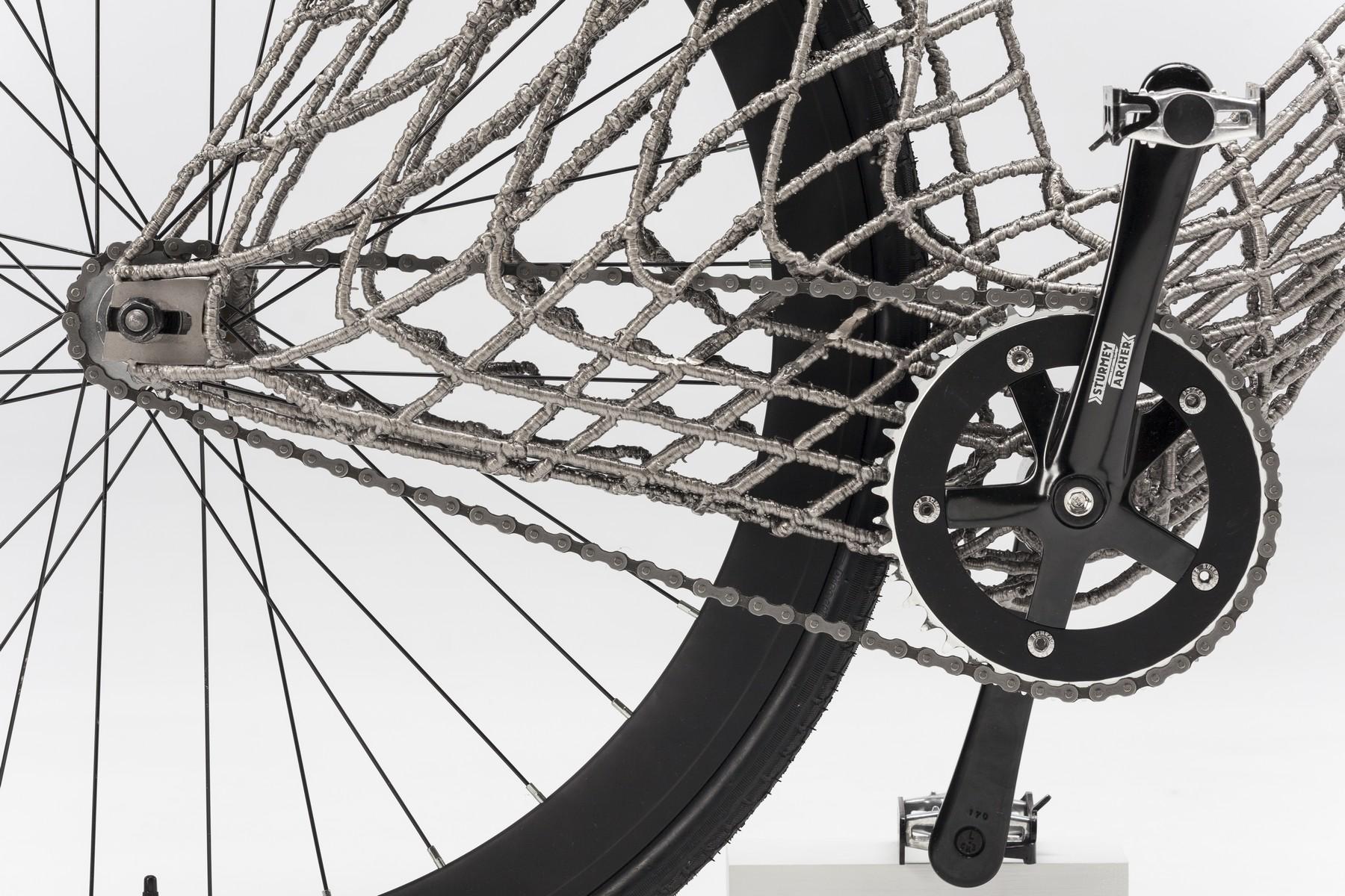 3d Друк велосипеда металом (4)