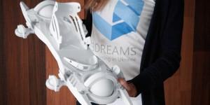 3D друк українських роликових ковзанів Area Spherex: від ідеї до реальності!
